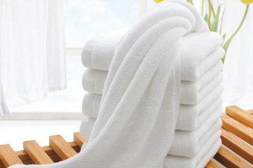 Hướng dẫn cách giặt khăn bông khách sạn trắng sáng và mềm mịn như mới