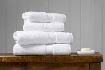 Chuyên gia chỉ cách giặt khăn khách sạn sạch sẽ, mềm mại như da em bé