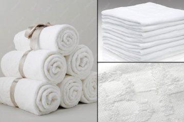 Khám phá 5 điểm khác nhau cơ bản của những chiếc khăn bông khách sạn