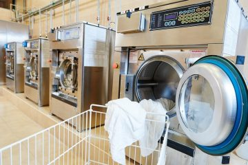 [Hướng dẫn] cách vệ sinh chăn ga gối dùng cho khách sạn bằng máy cực chi tiết