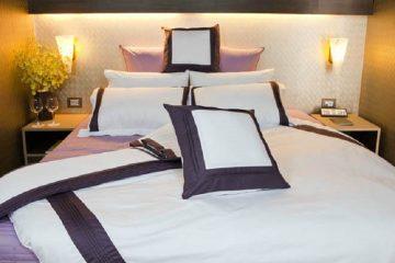 Chăn ga gối đệm khách sạn nên chọn màu sắc trang trí nào?