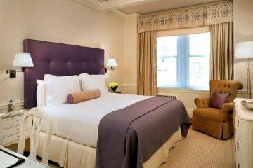 3 loại ga giường khách sạn đẹp đến từng cen- ti- met