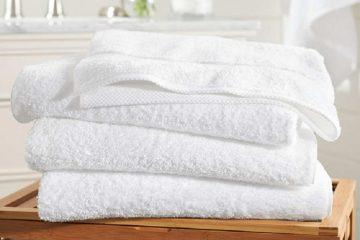 Hướng dẫn cách xử lý mùi ẩm mốc trên những chiếc khăn tắm cho khách sạn