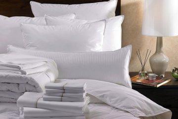 Lựa chọn ga trải giường khách sạn chuẩn cho mùa hè thêm dịu mát