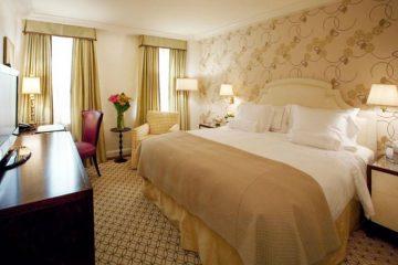 Bạn có biết loại ga trải giường khách sạn nào thông dụng nhất?
