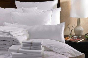 Đặc điểm 3 loại ga trải giường khách sạn phổ biến hiện nay