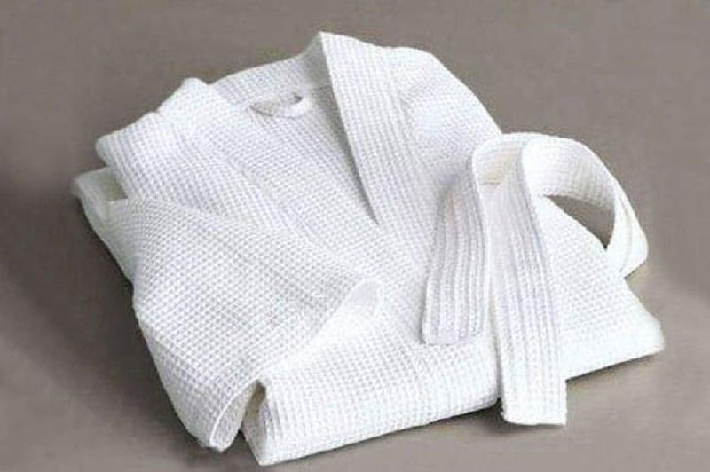 áo choàng tắm khách sạn