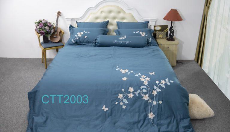 Chăn Ga Gối Gia Đình CTT2003 4