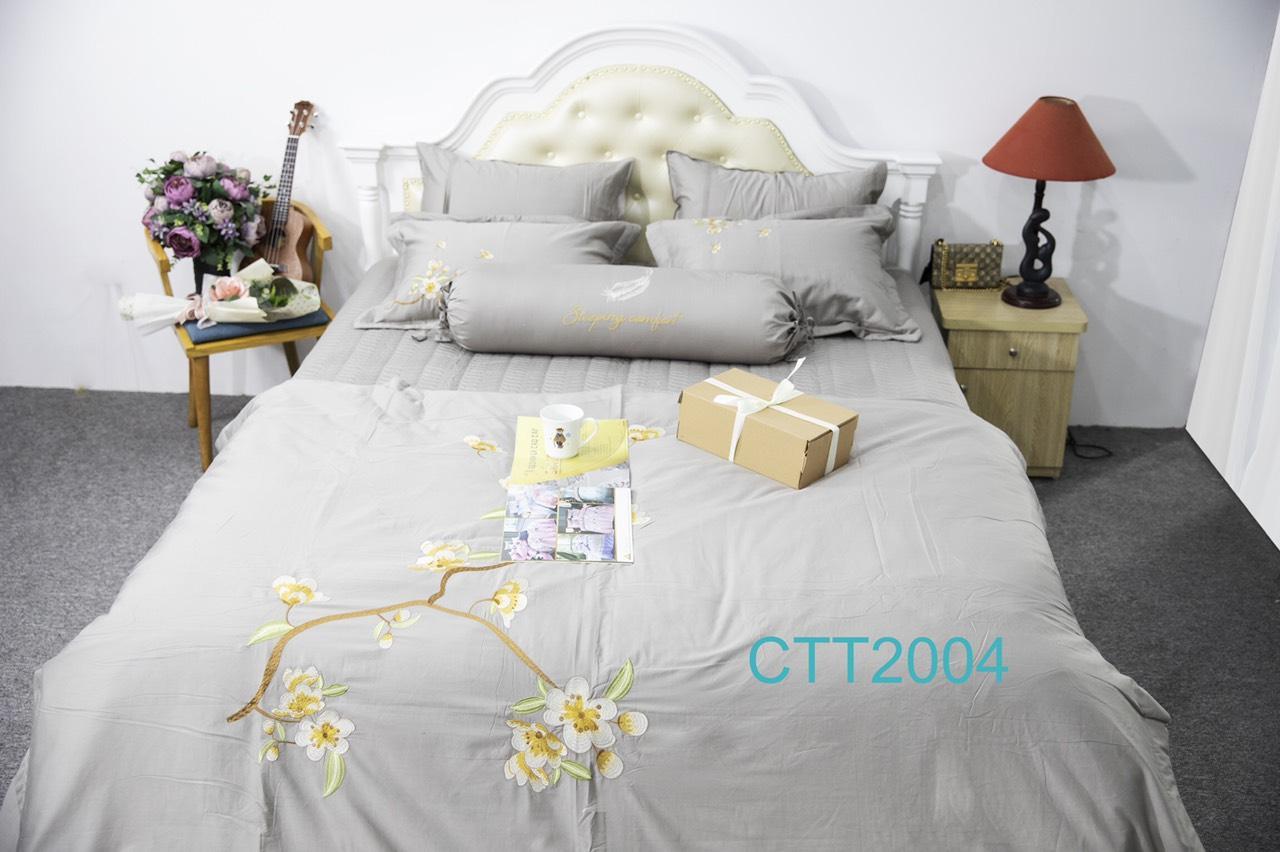 Chăn Ga Gối Gia Đình CTT2008 6